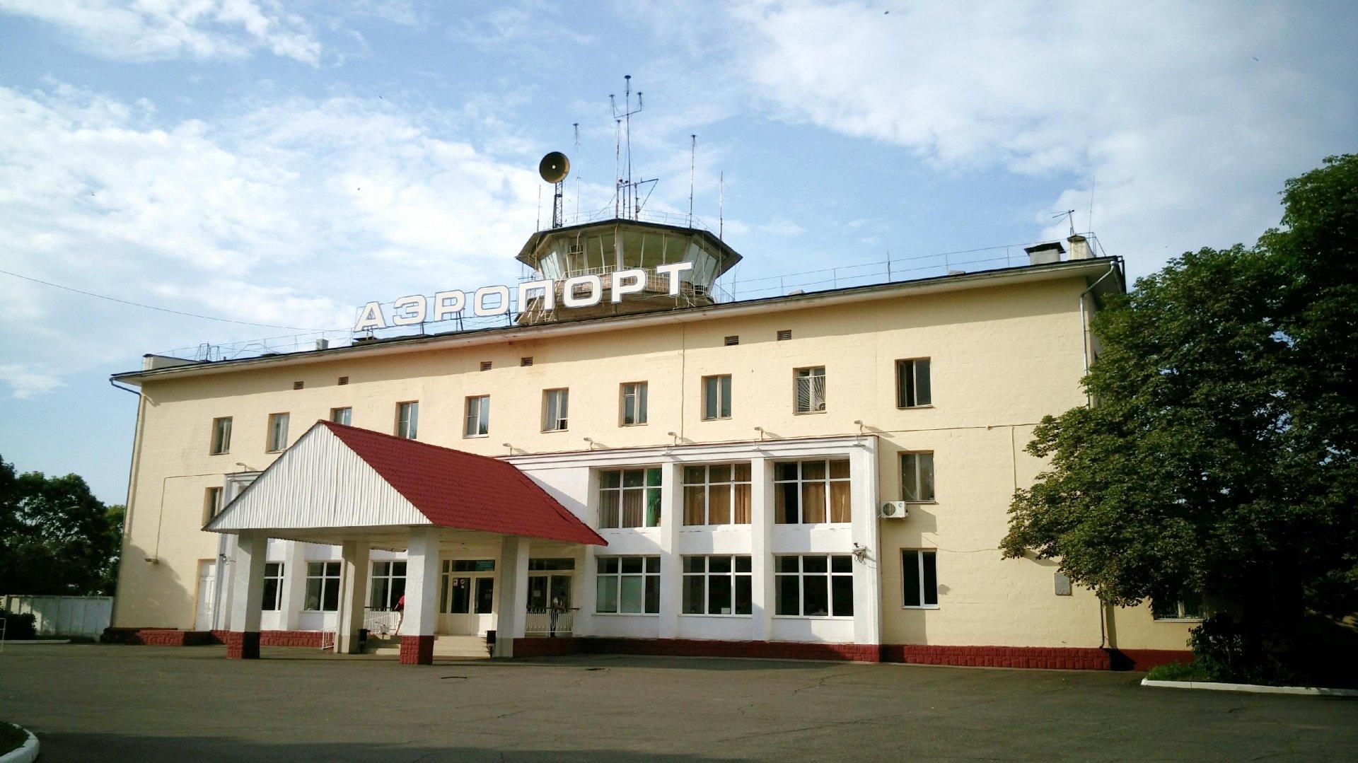 В этом году курский аэропорт принял более 32 тысяч пассажиров